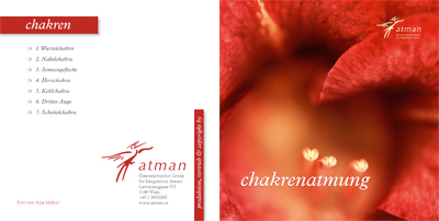 Audio CD Design chakraatmung